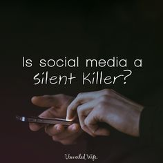 Is Social Media A Silent Marriage Killer?
