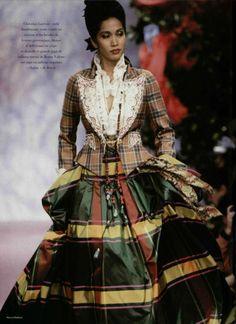 1994 Christian Lacroix Haute Couture Spring-Summer