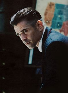 Colin Farrell as Percival Graves in Fantastic Beasts & Where to Find Them