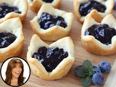 Celebrate National Pie Month with Hungry Girl's Personal Blueberry Pies