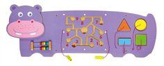 Zabawka ścienna Hipo - Zabawki edukacyjne - Zabawki - Sklep z akcesoriami dla mam i dzieci