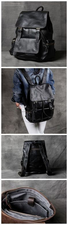 f2f2b1a87bcc 8 Best Cute Leather Backpacks images