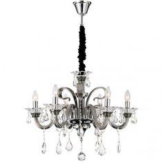 Stylowy żyrandol kryształowy Dunja - LampyTanie - 2275,94 PLN