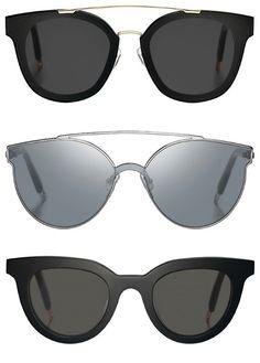 Tilda Swinton x Gentle Monster Sunglasses Collection