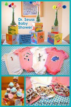 Dr. Seuss Baby Shower Ideas Round Up