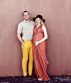 Maternity Fashion: Maternity DIY: Make A Wrap Dress