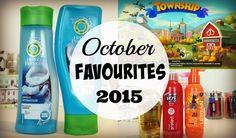 October Favourites 2015 | Asia Jade