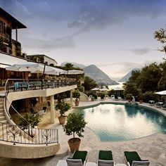 Villa Principe Leopoldo is a luxury boutique hotel in Lugano, Switzerland. View our verified guest reviews and online special offers for Villa Principe Leopoldo, Lugano at Tablet Hotels.