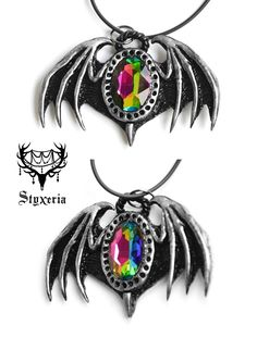 #clay #styxeria #claypendant #gothic #bat #artist #etsy #jewelry #deviantart #batpendant #dragonpendant #dragon #gothicjewelry #gothicpendant #handmade #ooak #spotcolour #spotcolor #blacksilver #pendant #necklace #OrnaBat #art #craft  #ornaments #ornament #ornamented #detailed #details #pattern