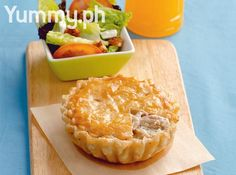 Chicken Casserole Pies