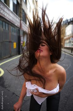 A great wild hair day! by lyon photography, via Flickr