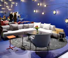 See the latest from leading Brands, Architects, Designers and Art Directors Sofa Design, Architects, Sofas, Conference Room, Designers, Table, Furniture, Home Decor, Art