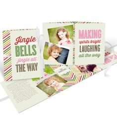 booklet with ribbon 5.25x4.25