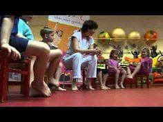 ▶ Lábtorna nem csak gyerekeknek - YouTube
