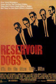 Reservoir Dogs, Quentin Tarantino, 1992 #film