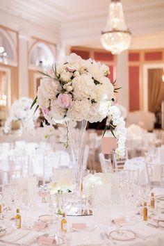 Featured Photographer: Craig and Eva Sanders Photography; wedding reception centerpiece idea