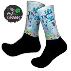 """Everyone needs to have a little humor in these dark times and here is a great way to add it. These funny, Fathers Day  socks are not only really cute but you can't help but smile when you see them. Lord knows, we all could benefit from a smile or two these days. Super fun """"PAPA SHARK"""" socks make the ideal gift for the new dad or the best papa of any toddler. I won't get started on the song or you'll be singing it all day-lol!Super comfy and they look even better! Your feet will be happy… Graduation Gifts For Friends, High School Graduation Gifts, Funny Shirts For Men, Funny Tees, First Fathers Day Gifts, Mother Day Gifts, Shark Socks, Dad Humor, New Dads"""