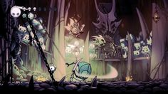 After quitting their jobs to make an indie game my friends have just dropped the final trailer for their masterpiece Hollow Knight. Game looks incredible and will be on Steam and the Switch.