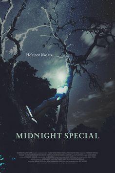Poster for Midnight Special by Scott Saslow. #midnightspecial #jeffnichols #michaelshannon #kirstendunst #joeledgerton #jaedenlieberher #adamdriver #samshepard #2010s #sciencefiction #drama #movieposter #graphicdesign #posterdesign #fanart #alternativefilmposter #alternativemovieposter #photoshop