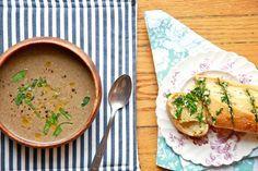 vegan mushroom soup from Joy the Baker!*****
