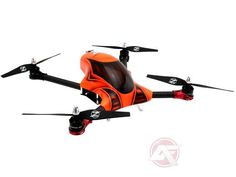 AerialFreaks HYPER 400 3D Quadcopter Plastic Models, Stationary, Gym Equipment, Exercise Equipment, Fitness Equipment