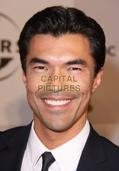 IAN ANTHONY DALE.NBC Universal 68th Annual Golden Globe Awards After Party held at the Beverly Hilton, Beverly Hills, California, USA..January 16th, 2011.headshot portrait white black smiling .CAP/ADM/CH.©Charles Harris/AdMedia/Capital Pictures