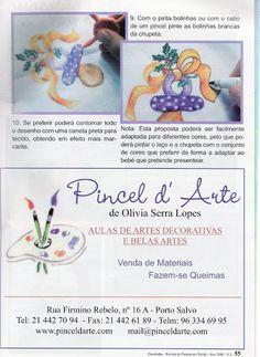 Pinceladas Nº 2 - Alice Pinto - Álbuns da web do Picasa
