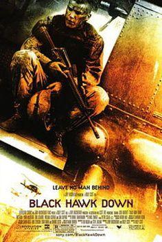 10 Popular War Films That Were Used as Political Propaganda: Blackhawk Down