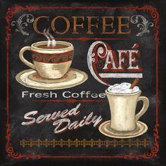 Coffee Café (Conrad Knutsen)