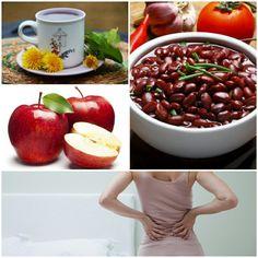 nieren stärken nieren reinigen gesunde ernährung