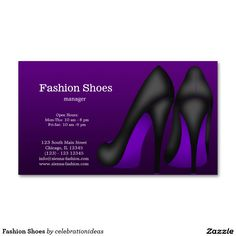 Sold #Fashion #Shoes #BusinessCards #highheels Available in different products. Check more at www.zazzle.com/celebrationideas