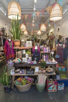 Love the way treasures look when they're mixed all together to tell the Natural Life story! Vendor Displays, Store Window Displays, Market Displays, Craft Show Displays, Retail Displays, Booth, Boutique Decor, Retail Merchandising, Retail Store Design