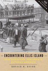 Jewish Books: Encountering Ellis Island: How European Immigrants Entered America
