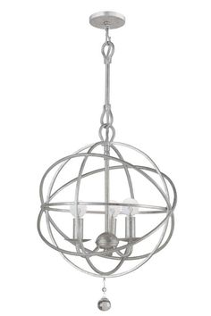 For entryway?  Like everything but the round bulbs.  Home Decorator's Collection.  $329.