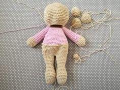 Adj te is egy medvét! – A mackó leírása – Kéknyúlbolt Amigurumi Doll, Teddy Bear, Dolls, Crochet, Animals, Patterns, Baby Dolls, Animales, Animaux
