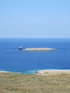 Diakofti, Kythira island - Greece