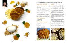 roasted pineapple , pineapple sunflowers Roasted Pineapple, Cheesecake Recipes, Carrots, Shrimp, Meat, Vegetables, Sunflowers, Food, Beef