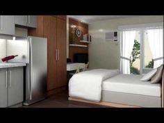 Tagaytay, Corridor, The Prestige, Condominium, Modern Contemporary, Philippines, Website, Bed, Furniture