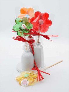 Piruleta de Flor | Sweet Design