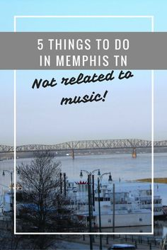 There are plenty of things to do in Memphis TN that have nothing to do with the blues or music. Check out this list for ideas to add to your vacation! #travel #tennessee
