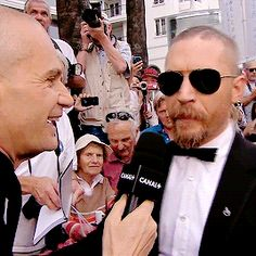 Tom Hardy - Cannes 2015