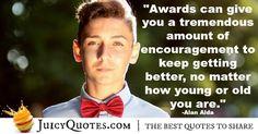 encouragement-quote-alan-alda Alan Alda, Encouragement Quotes, Be Yourself Quotes, Best Quotes, Best Quotes Ever, Cheer Quotes, Encourage Quotes