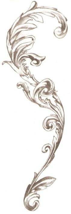 I love filigree design, especiall in tattoos, I plan on working on this style and drawing something epic for myself,stay tuned!