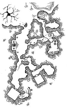 Cavern of the Horrid Gorgon
