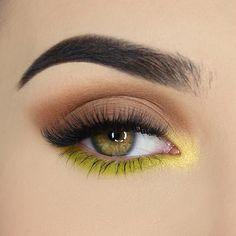Tan Lines Matte, Shimmer & Luxe Foil Eyeshadow Palette - Jouer Cosmetics Makeup Eye Looks, Cute Makeup, Beauty Makeup, Hair Makeup, Cute Eyeshadow Looks, Gorgeous Makeup, Subtle Eye Makeup, Simple Makeup Looks, Summer Makeup Looks