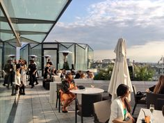 Rooftop Bar London images