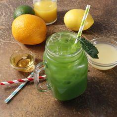 Kale (yes, Kale!) Lemonade