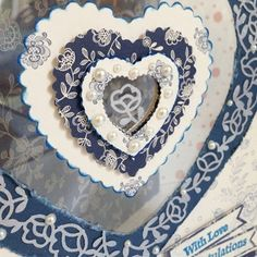 Ooh la la! Parisienne Blue is a sophisticated collection from Papermania, perfect for the Francophile in your life! There's paper, die-cut shapes and borders, embellishments, bow, pinwheels, and so much more! Fall in love with Parisienne Blue today.