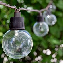 Captivating Solar Powered Patio String Lights Patio Lighting, Landscape Lighting, Solar  Power Batteries, Patio