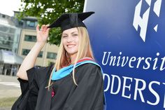 Another proud Graduand from the University of #Huddersfield. #hudgrad